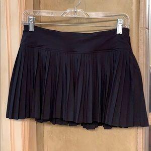 Lululemon Pleated Skirt for Running, Tennis
